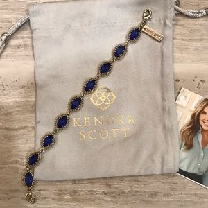 Kendra Scott Jana Bracelet   Cobalt Blue
